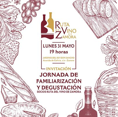 Jornada de Familiarización y Degustación. Socios Ruta del Vino de Zamora